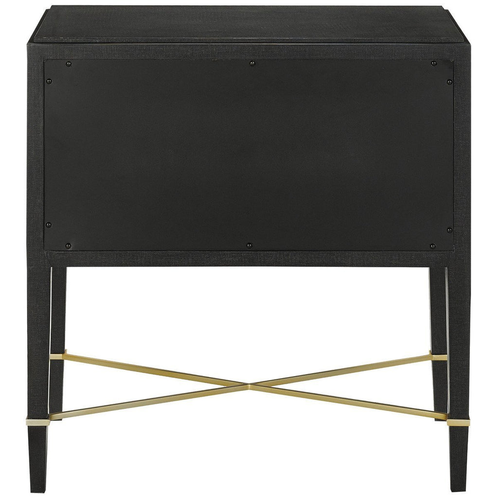 Currey and Company Verona Nightstand