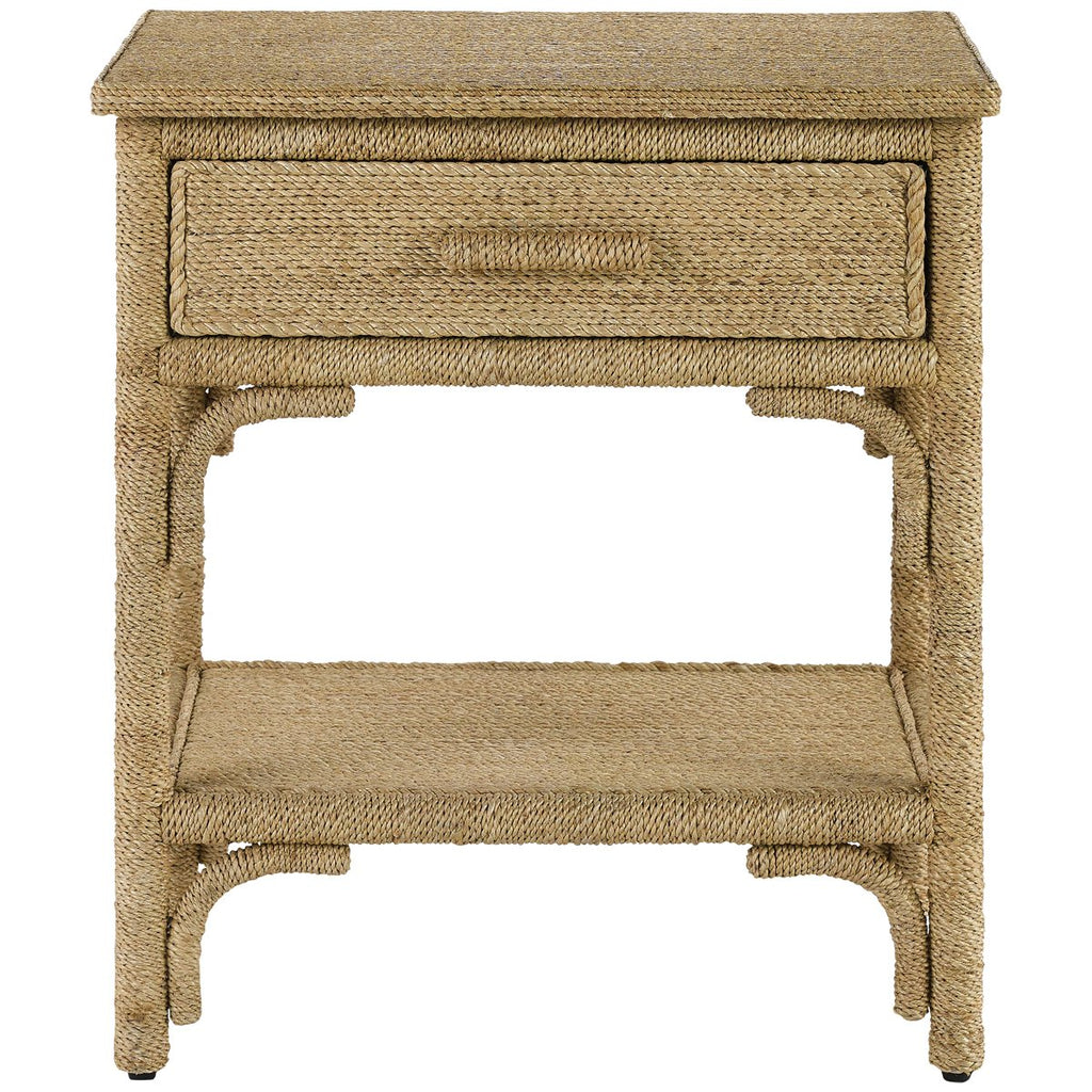 Currey and Company Olisa Nightstand