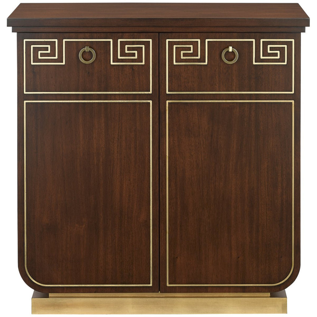 Currey and Company Zoe Cabinet