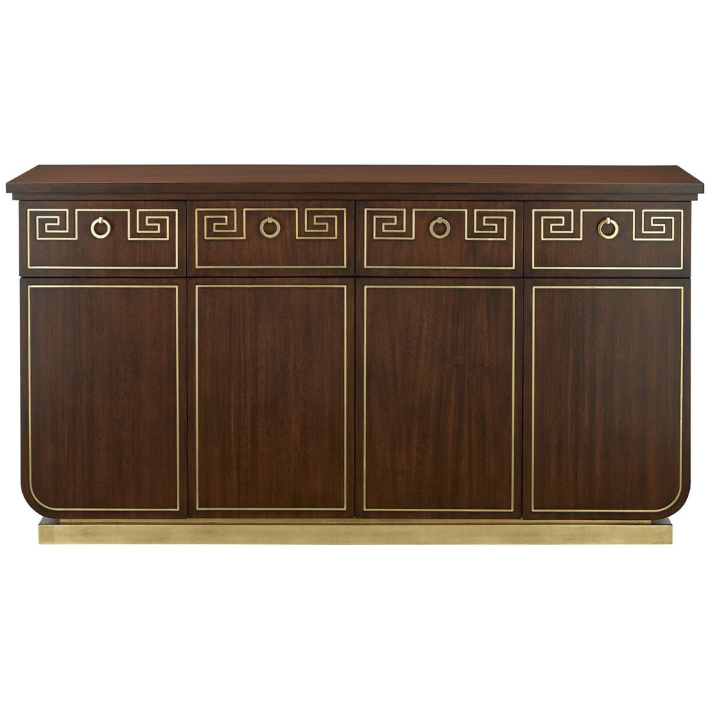 Currey and Company Zoe Credenza