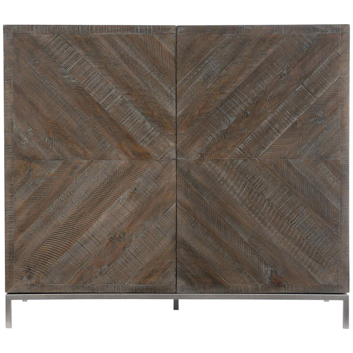 Bernhardt Interiors Parkside Bar Cabinet