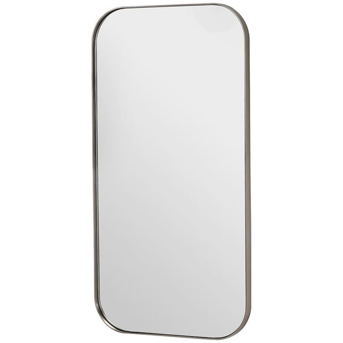 Interlude Home Aalina Stainless Steel Mirror