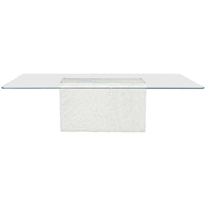 Bernhardt Interiors Octavia Rectangular Dining Table