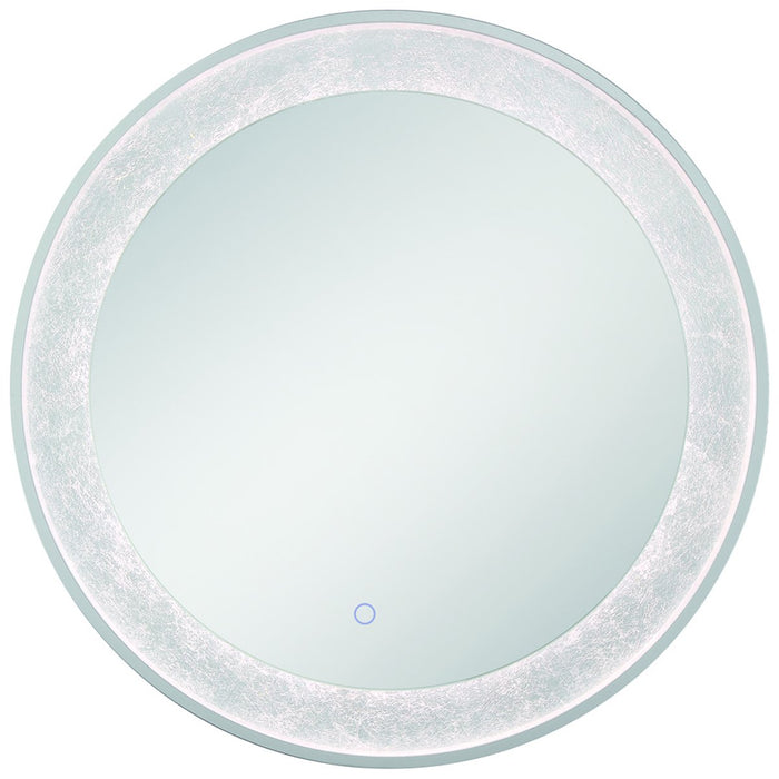 Eurofase Edge-lit LED Round Mirror