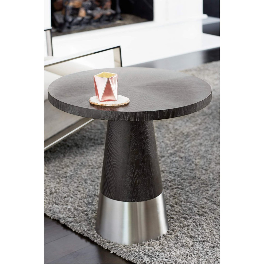 Bernhardt Decorage Round End Table
