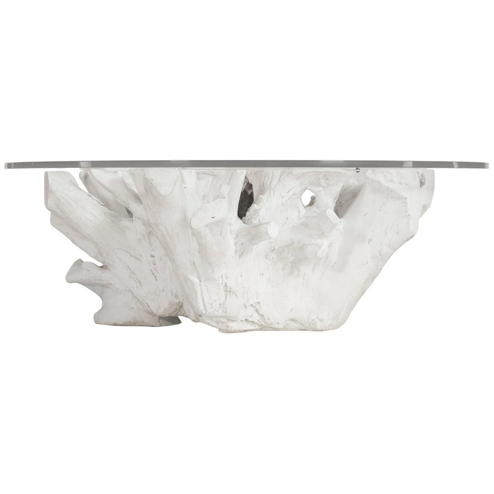 Bernhardt Interiors Silvius Round Cocktail Table