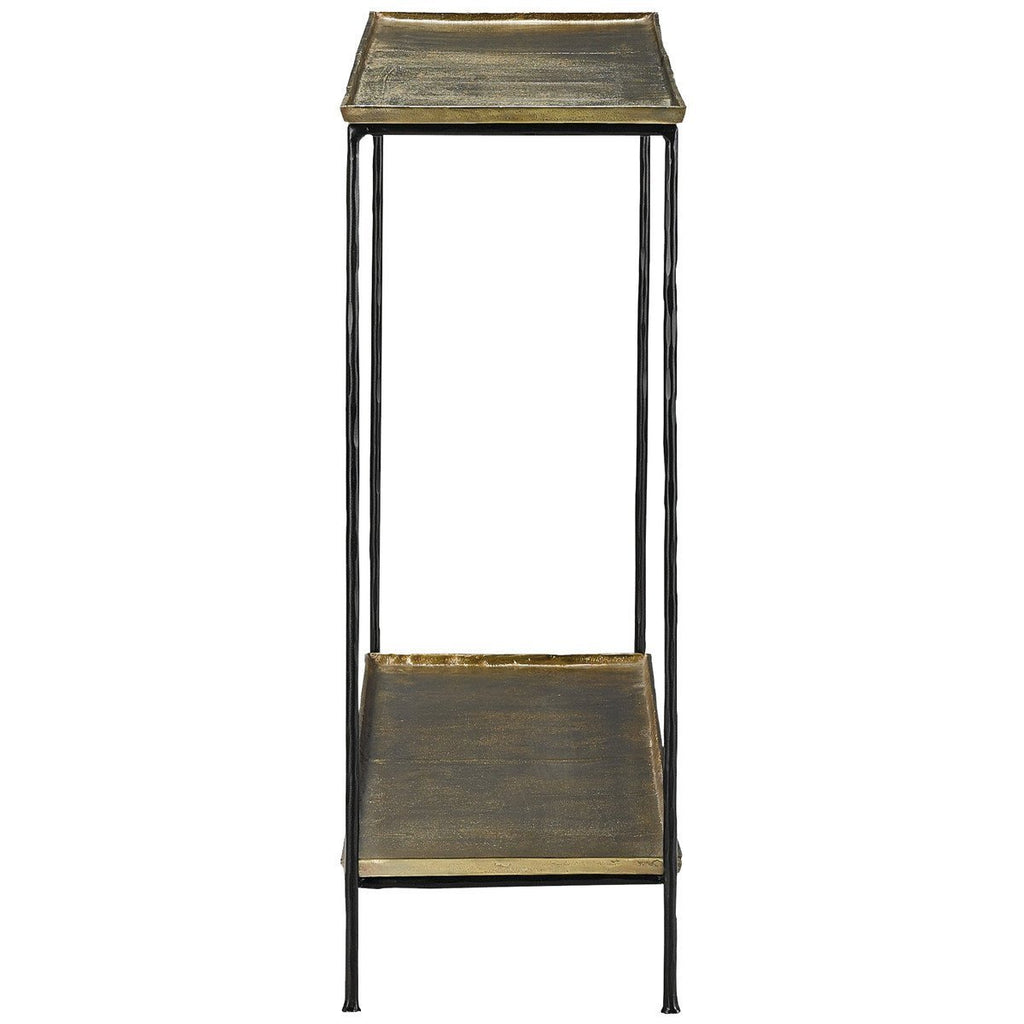 Currey and Company Boyles Console Table