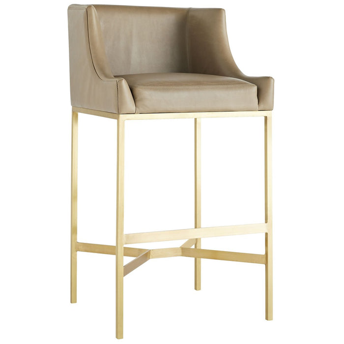Arteriors Dalia Bar Stool