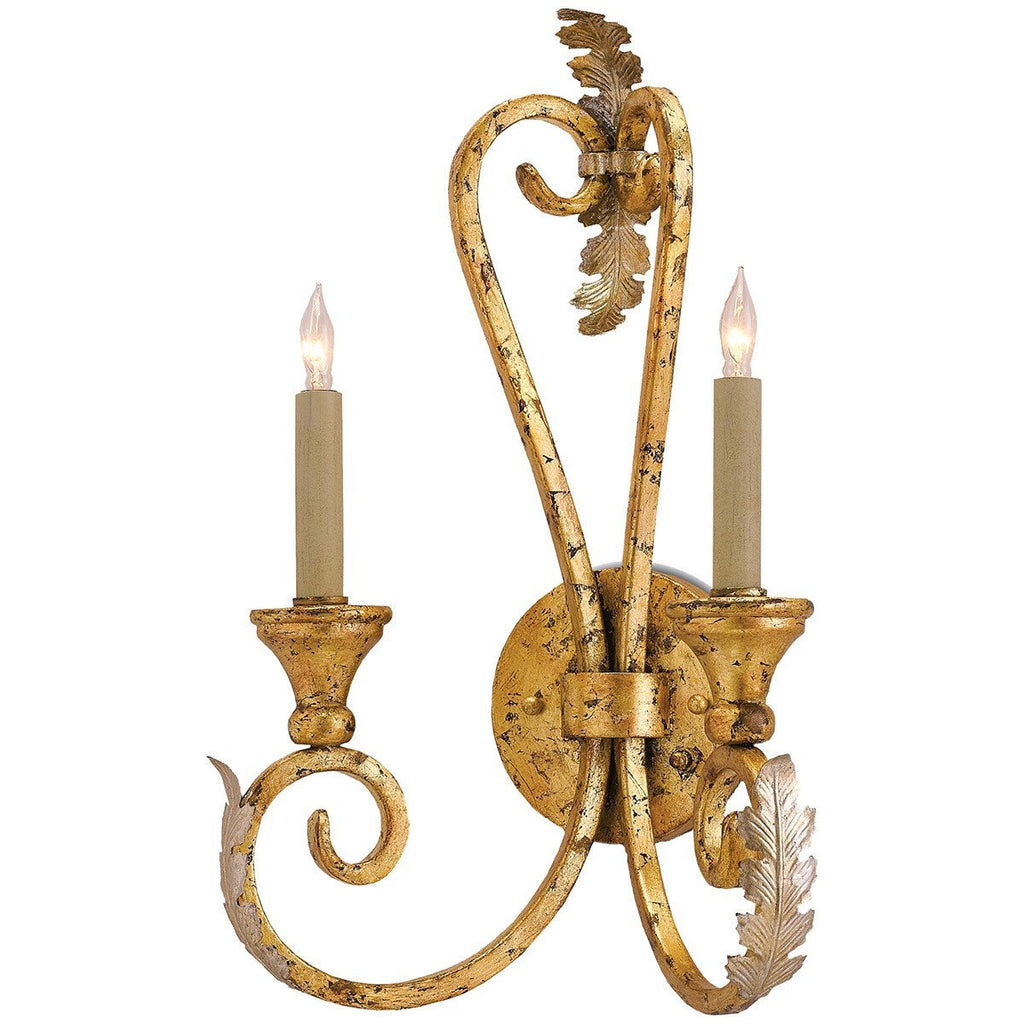 Currey and Company Orleans Wall Sconce