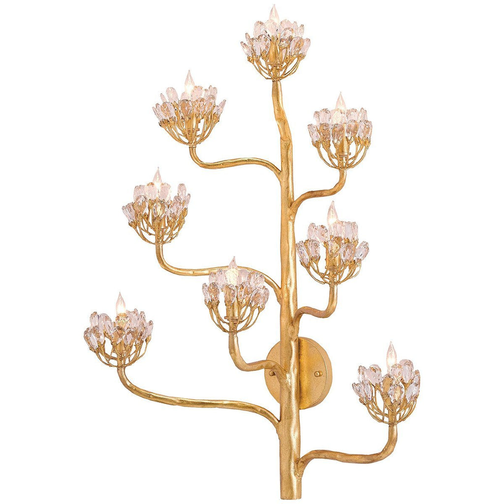 Currey and Company Agave Americana Wall Sconce