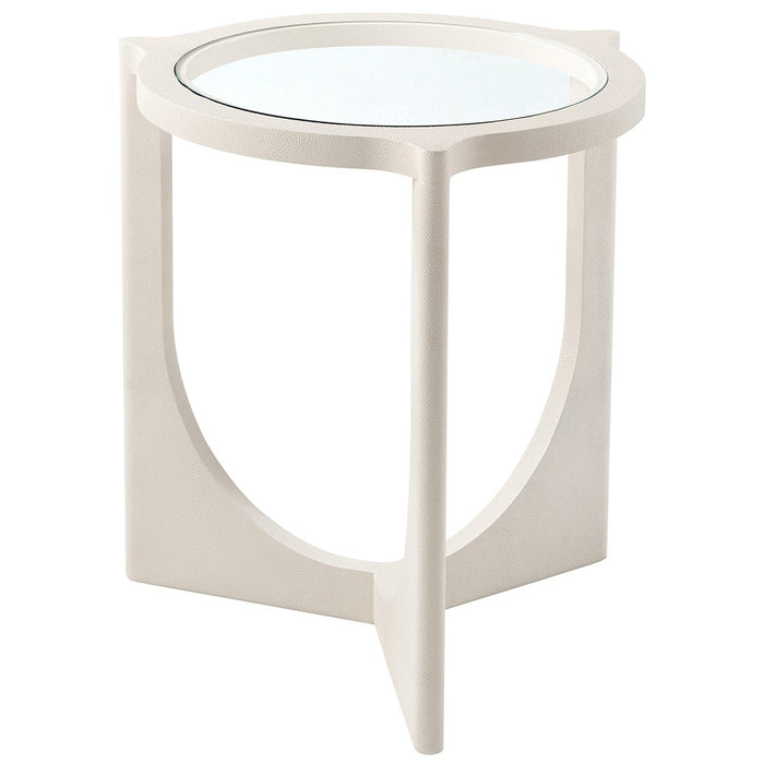 Theodore Alexander Eduard Round Side Table