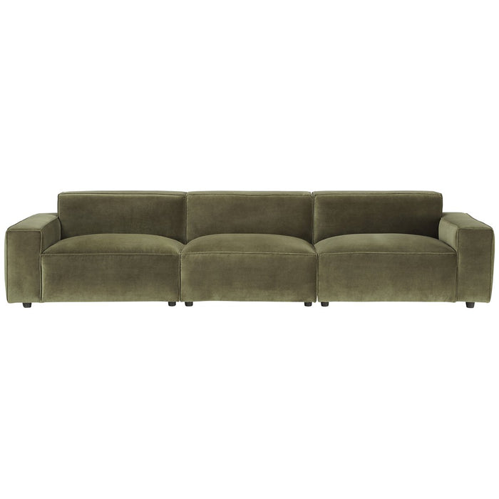 A.R.T. Furniture Bobby Berk Olafur Fabric 3-piece Modular Loveseat