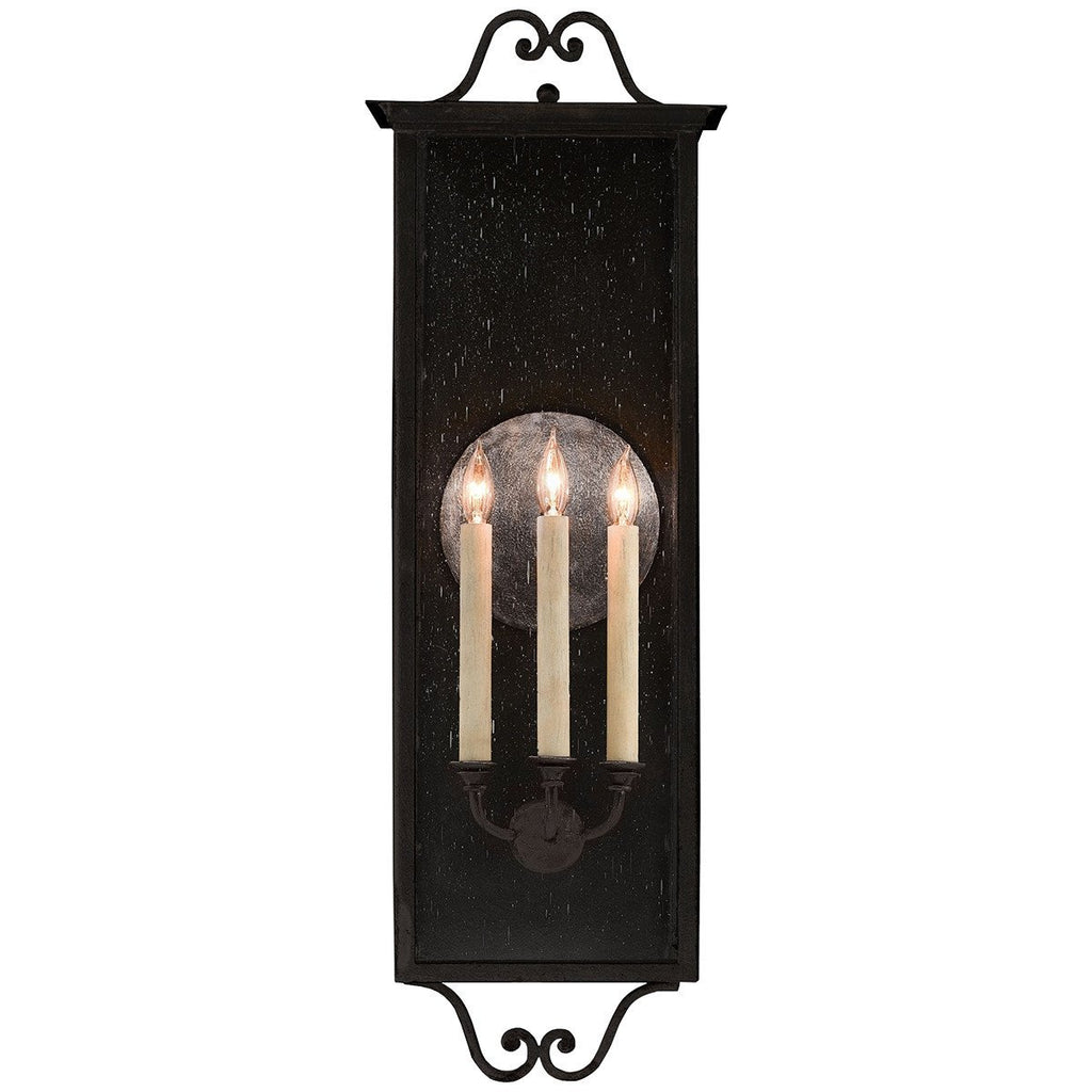 Currey and Company Giatti Outdoor Wall Sconce