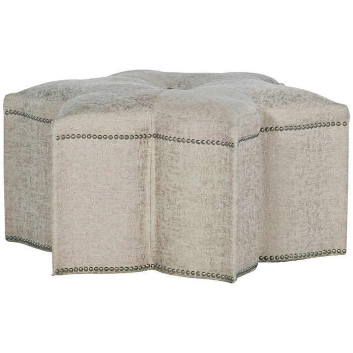 Hooker Furniture Sanctuary Star of The Show Ottoman