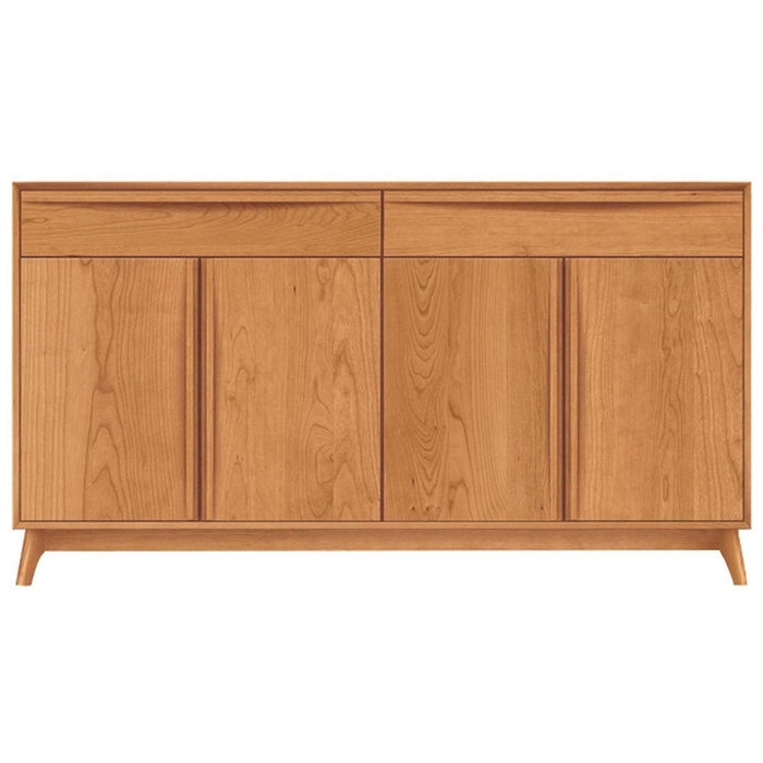 Copeland Furniture Catalina 2 Drawer Over 4 Door Buffet
