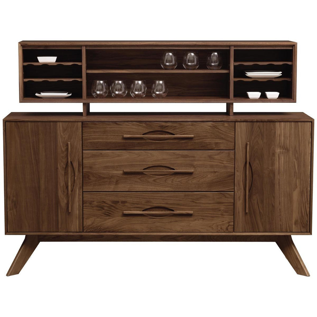 Copeland Furniture Audrey Optional Hutch