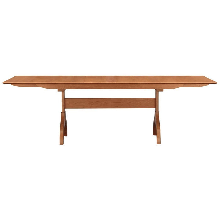 "Copeland Furniture Sarah 66""-90"" Trestle Extension Dining Tables"