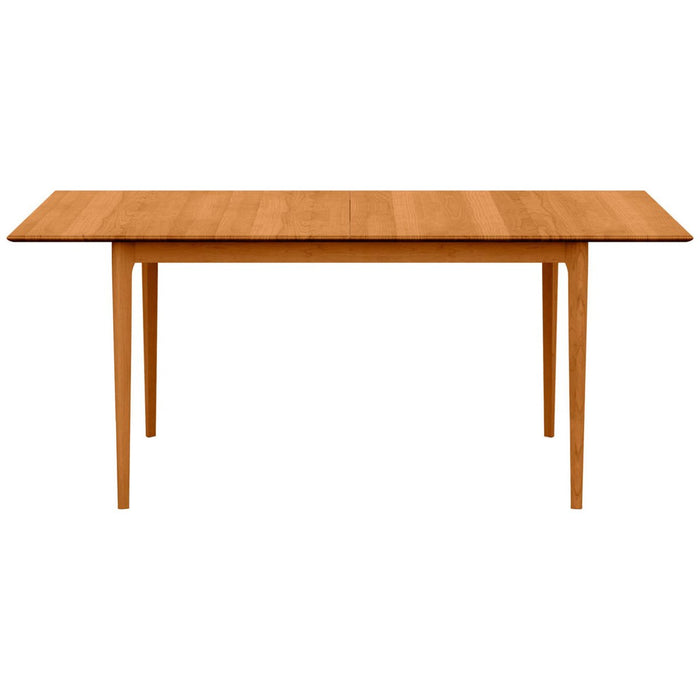 Copeland Furniture Sarah Four Legs Extension Dining Table