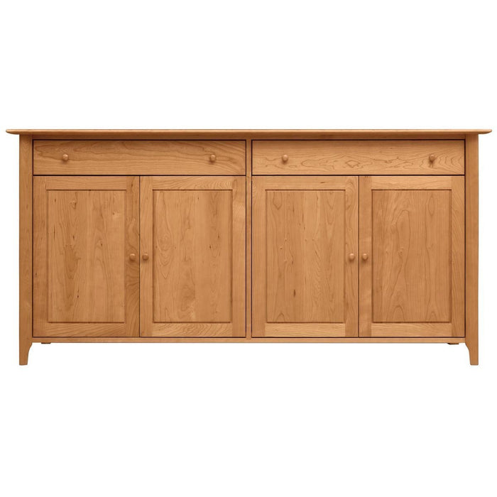 Copeland Furniture Sarah 2 Drawers Over 4 Doors Buffet