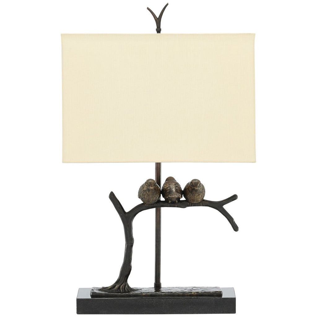 Currey and Company Sparrow Table Lamp