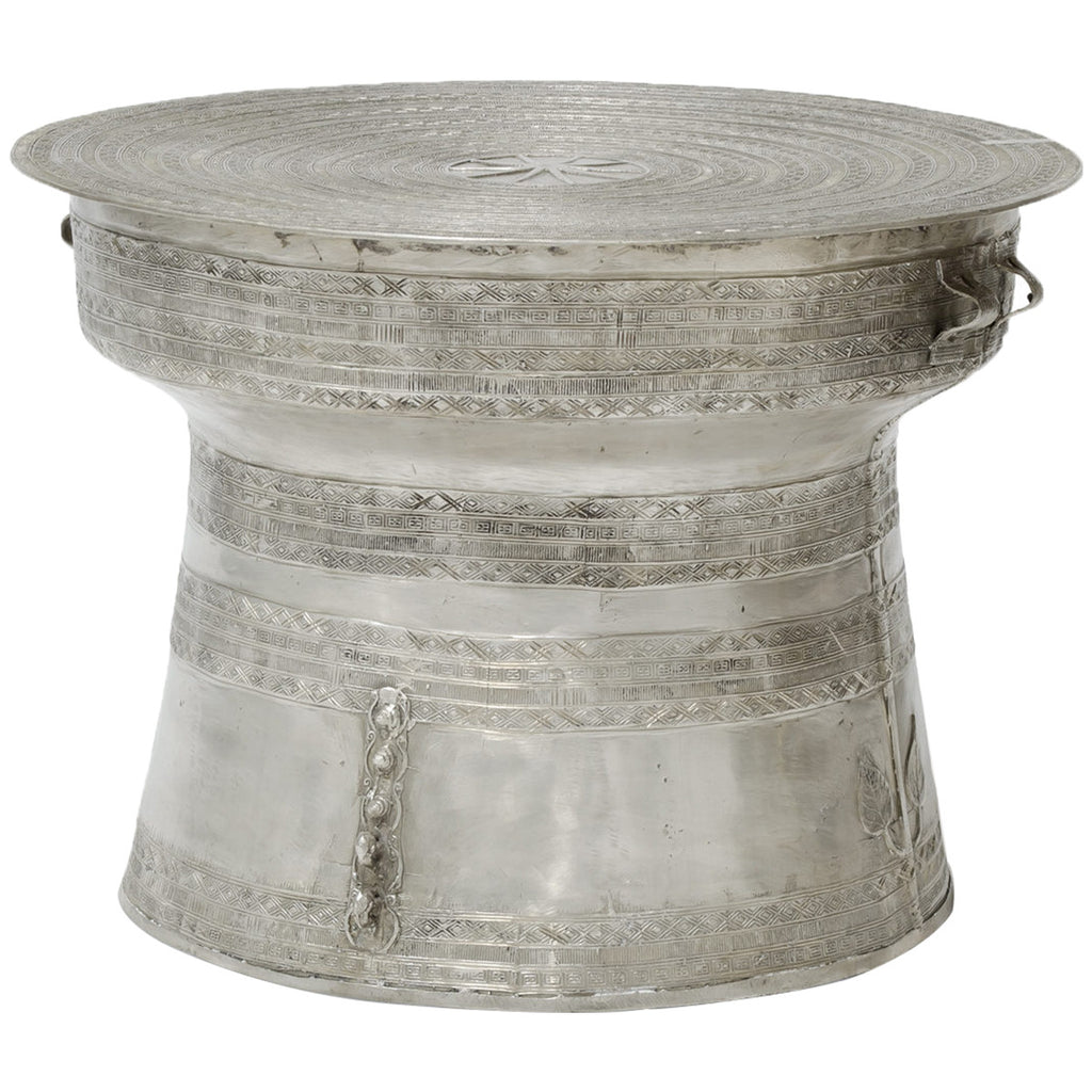 Palecek Rain Drum Table