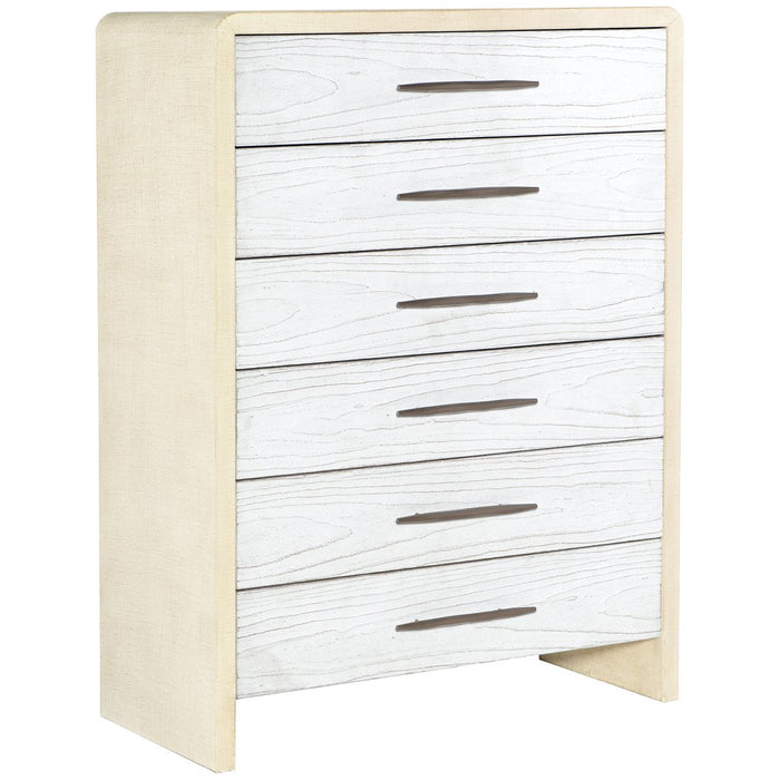 Hooker Furniture Cascade 6-Drawer Chest - Pebble Beach