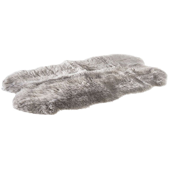 Interlude Home 4-Pelt New Zealand Sheepskin Rug