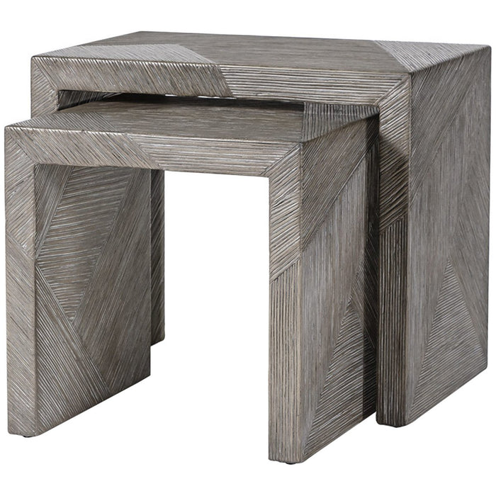 Palecek Akari Nesting Tables, Set of 2