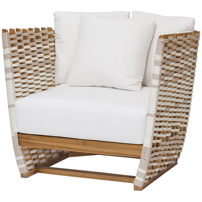 Palecek San Martin Outdoor Lounge Chair