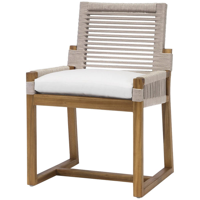 Palecek San Martin Outdoor Side Chair