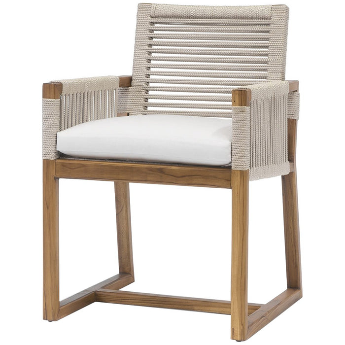 Palecek San Martin Outdoor Arm Chair