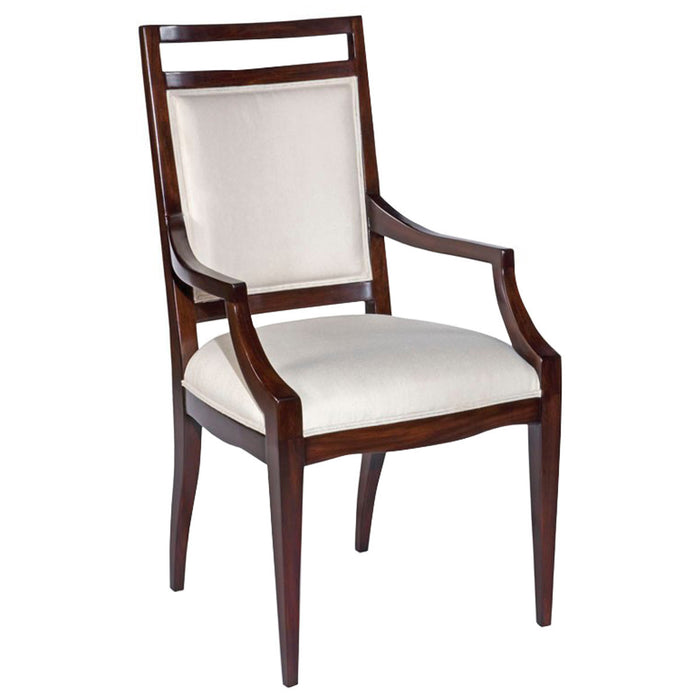 Woodbridge Furniture Addison Upholstered Arm Chair