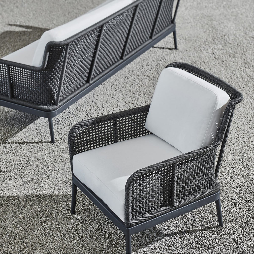 Palecek Somerset Outdoor Lounge Chair