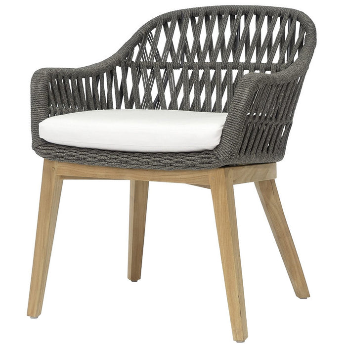 Palecek Napoli Outdoor Arm Chair