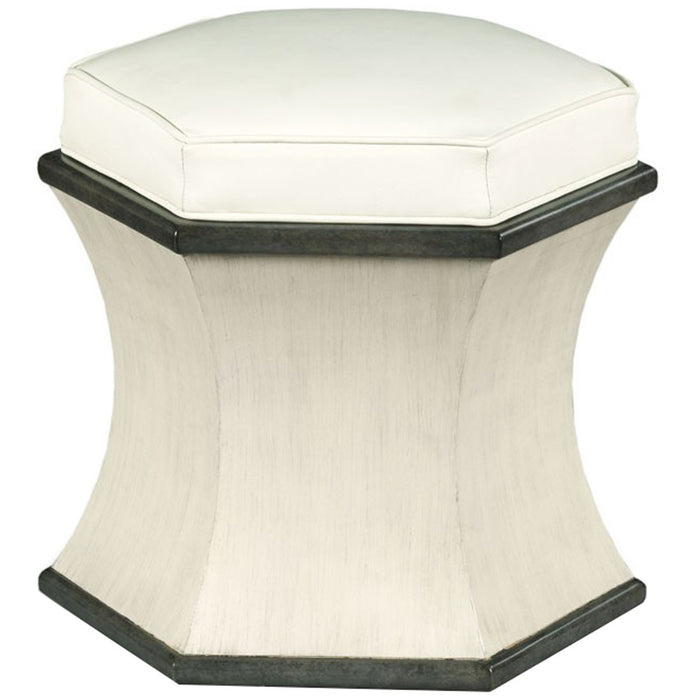 Woodbridge Furniture Hexagon Ottoman
