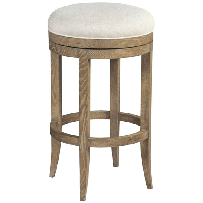 Woodbridge Furniture Vintage Round Counter Stool