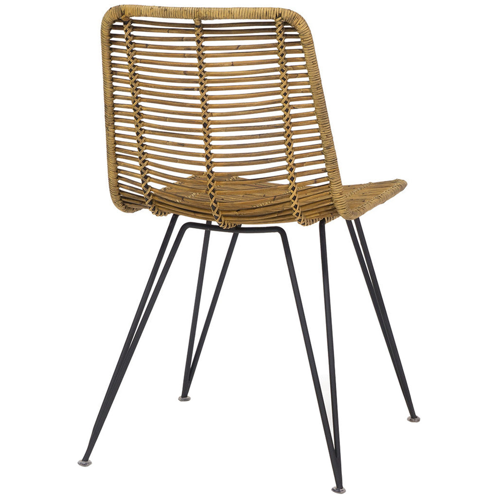 Palecek Hermosa Side Chair Natural