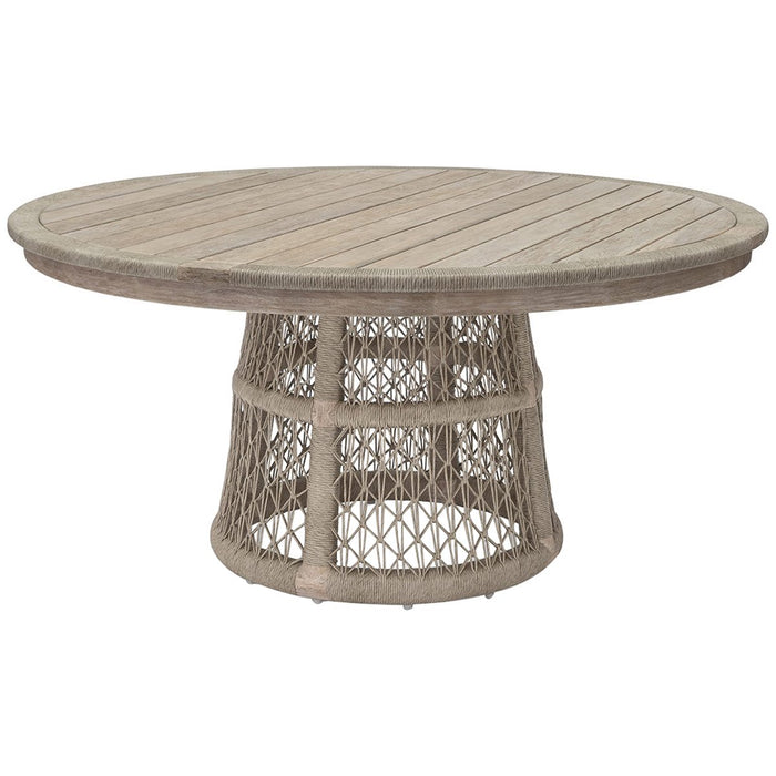 Palecek Montecito Outdoor Dining Table Round