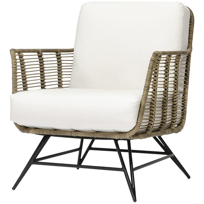 Palecek Hermosa Outdoor Lounge Chair