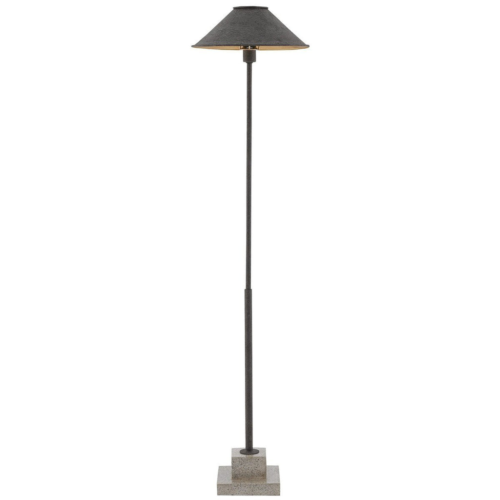 Currey and Company Fudo Floor Lamp