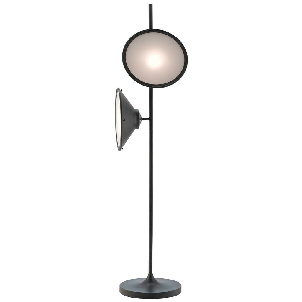Currey and Company Bulat Floor Lamp