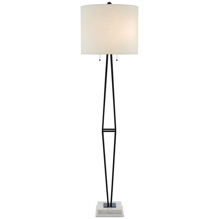 Currey and Company Colton Floor Lamp