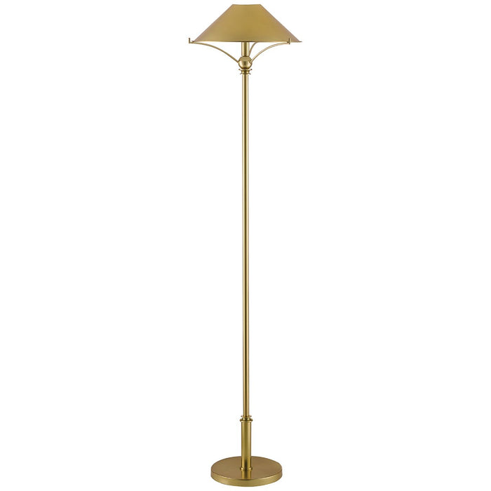 Currey and Company Maarla Floor Lamp
