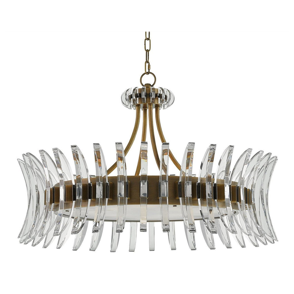 Currey and Company Coquette Chandelier