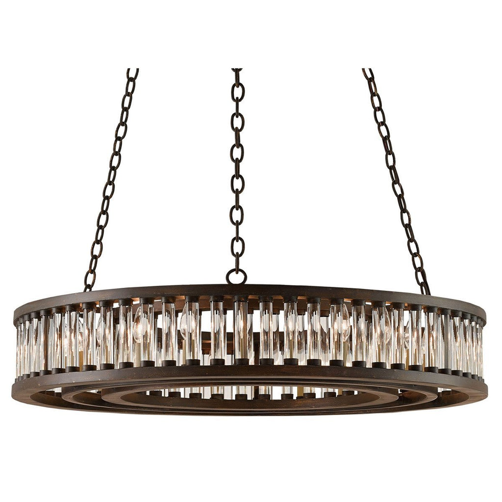 Currey and Company Elixir Round Chandelier