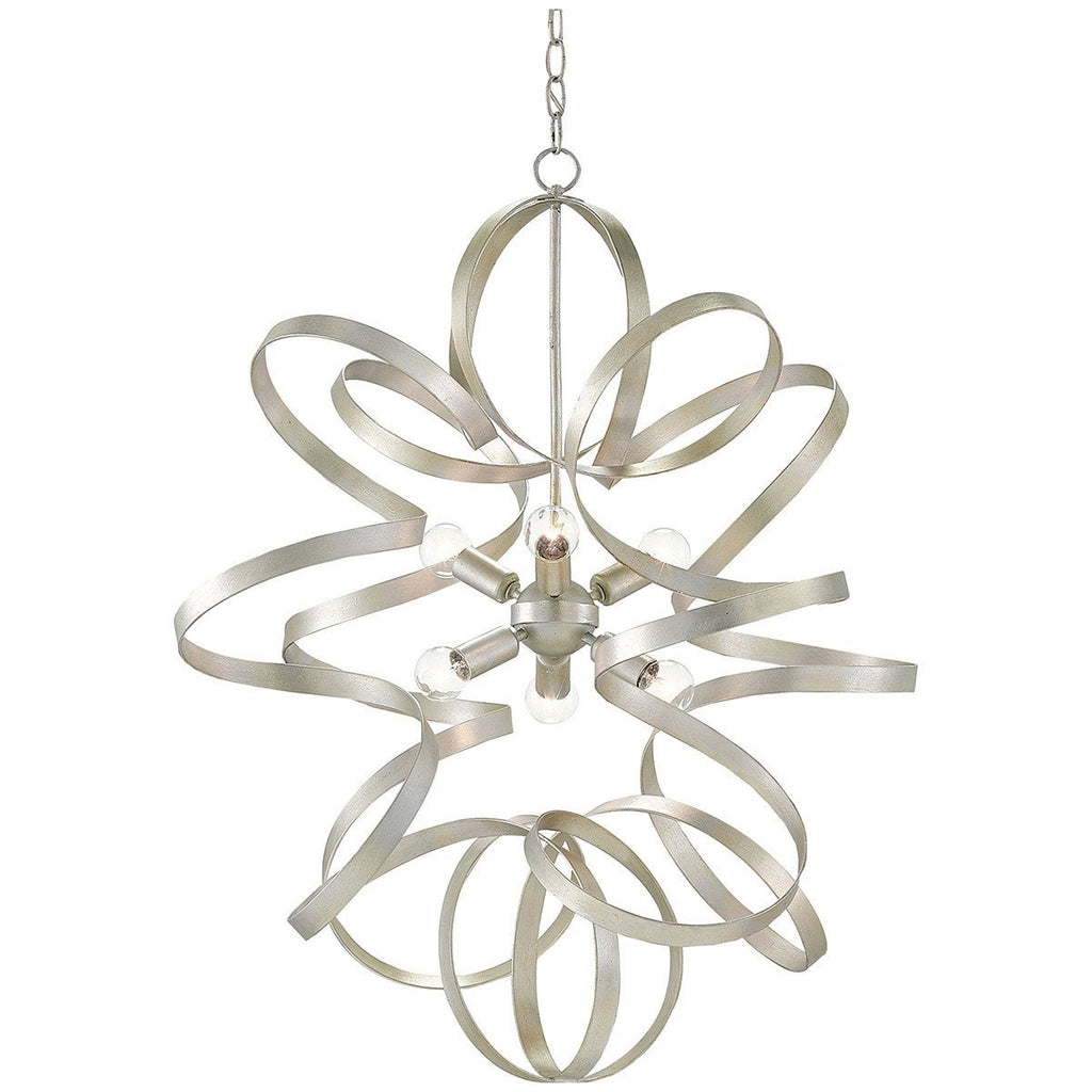 Currey and Company Lasso Chandelier