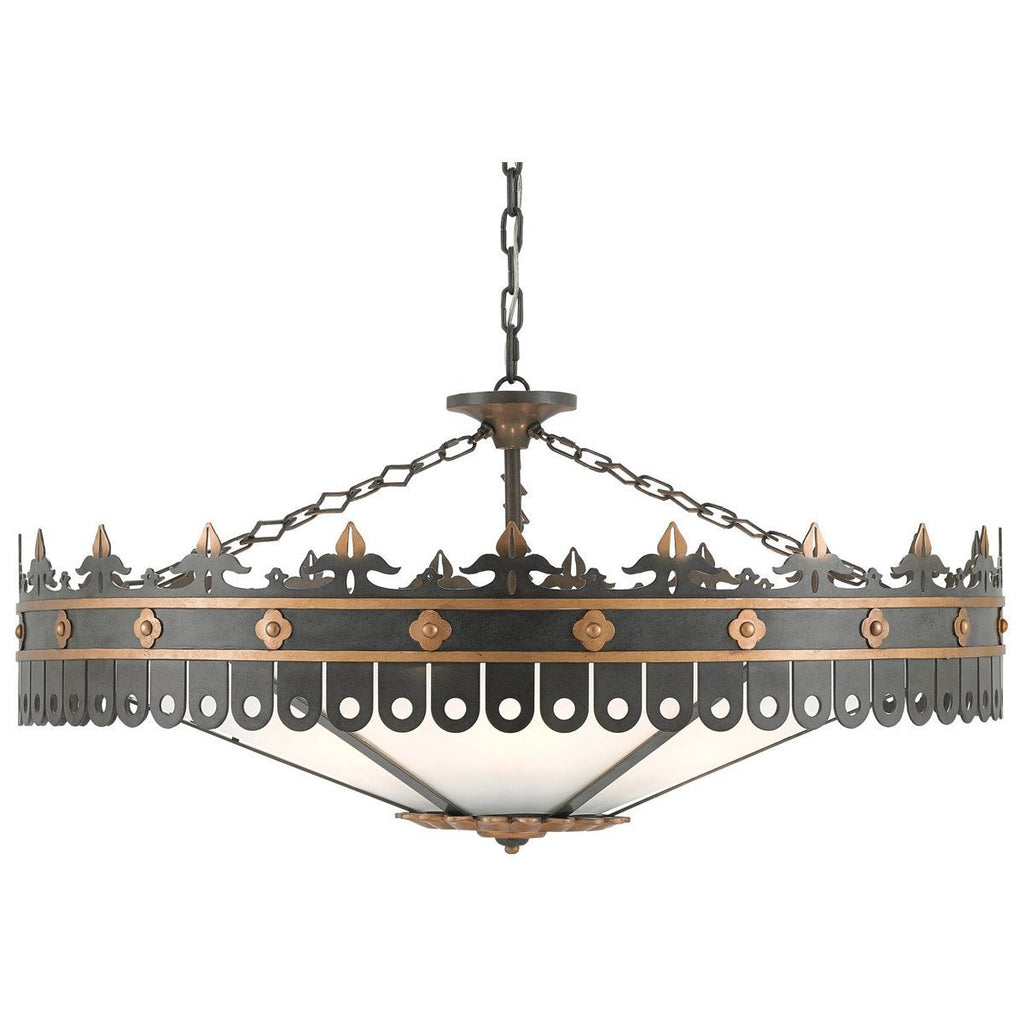Currey and Company Berkeley Chandelier