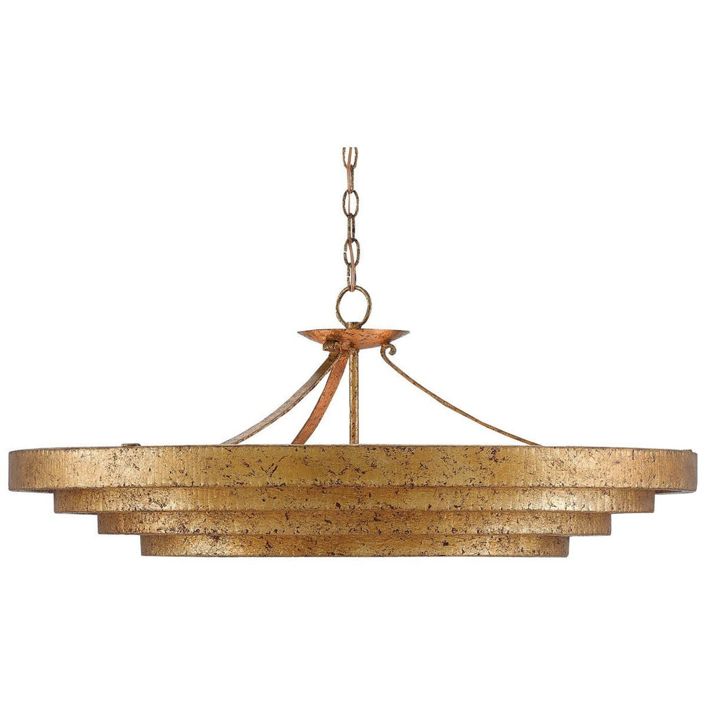 Currey and Company Belle Chandelier
