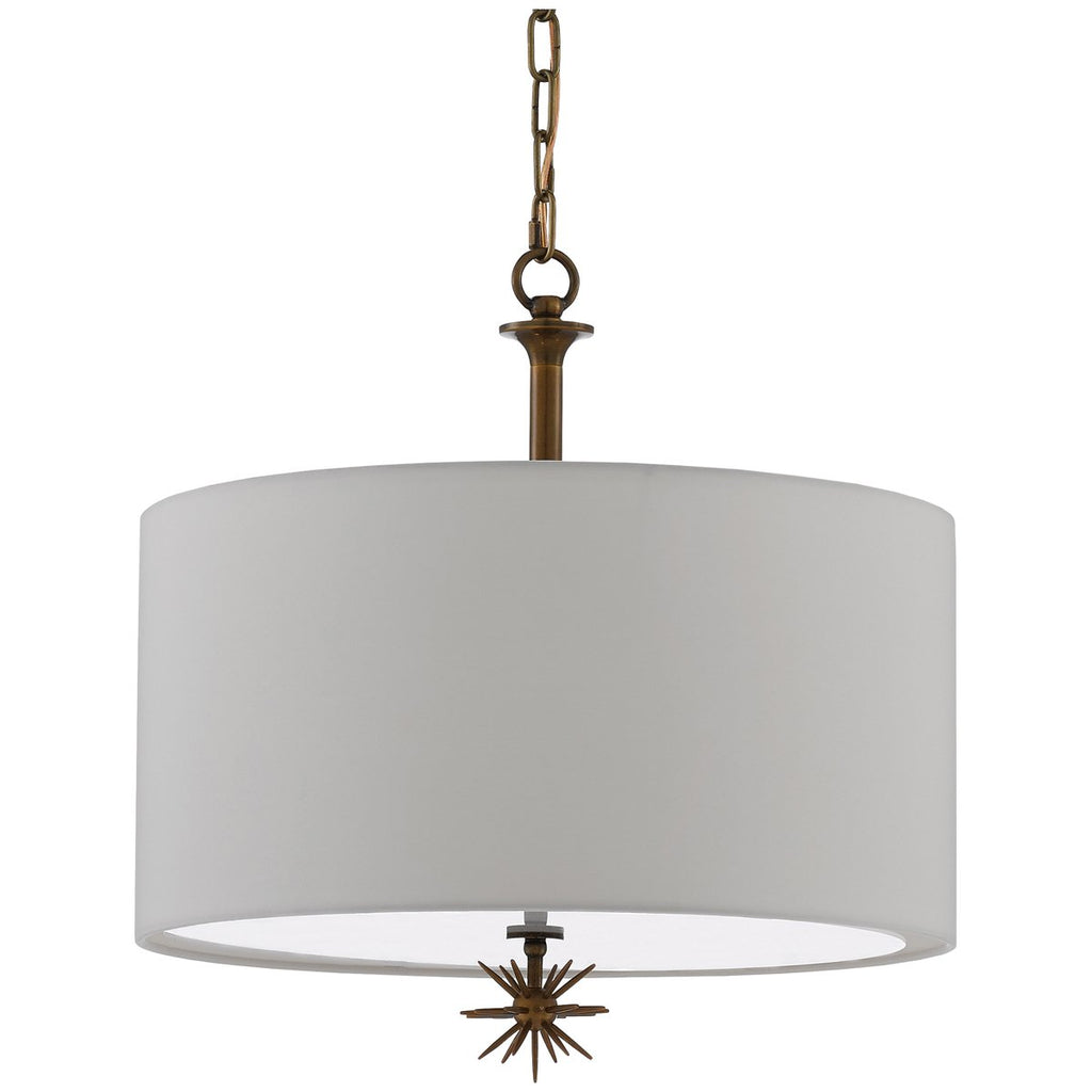 Currey and Company Chancery Pendant