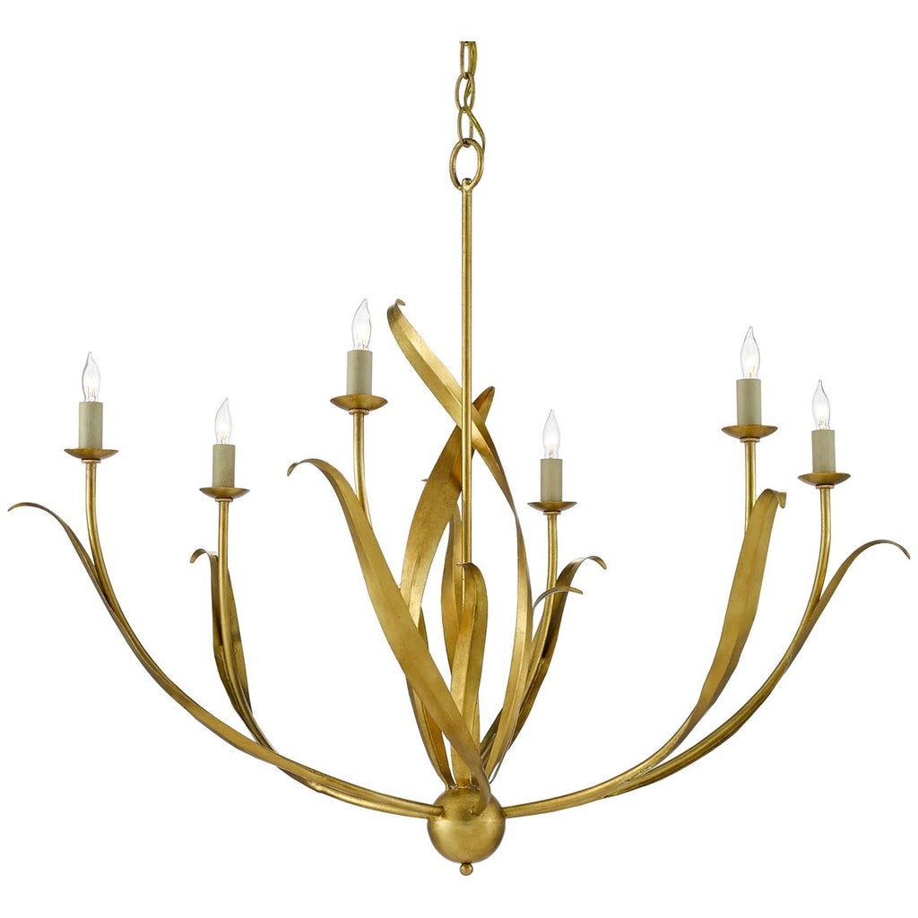Currey and Company Menefee Chandelier
